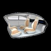 Show car interior